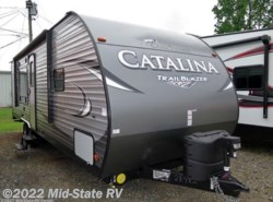 New 2018  Coachmen Catalina Trailblazer 26TH by Coachmen from Mid-State RV Center in Byron, GA
