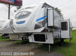 New 2018  Forest River Cherokee Arctic Wolf Fifth Wheel 255DRL4 by Forest River from Mid-State RV Center in Byron, GA