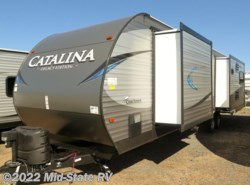 New 2018  Coachmen Catalina Legacy Edition 333RETS by Coachmen from Mid-State RV Center in Byron, GA