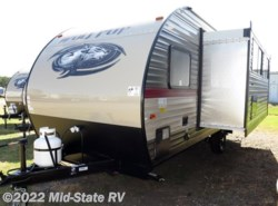New 2018  Forest River Cherokee Wolf Pup 18TO by Forest River from Mid-State RV Center in Byron, GA