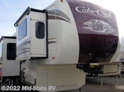 New 2018  Forest River Cedar Creek Hathaway Edition 38FLX by Forest River from Mid-State RV Center in Byron, GA