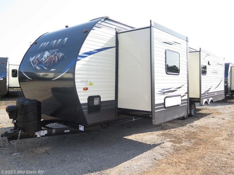 Greater Atlanta Rv Show 2020.2020 Palomino Rv Puma 31rlqs For Sale In Byron Ga 31008 14742