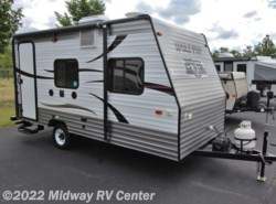 Used 2014  Forest River Cherokee Wolf Pup  16FB by Forest River from Midway RV Center in Grand Rapids, MI