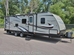 Used 2015  Keystone Passport  Grand Touring 2810BH by Keystone from Midway RV Center in Grand Rapids, MI
