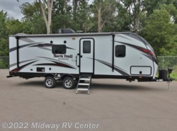 New 2018  Heartland RV North Trail   22FBS CALIBER by Heartland RV from Midway RV Center in Grand Rapids, MI