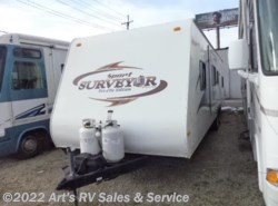 Used 2011  Forest River Surveyor SP-295 BUNKHOUSE