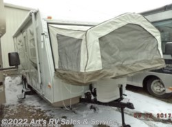 Used 2008  Rockwood  233 WITH THREE TENT BEDS by Rockwood from Art's RV Sales & Service in Glen Ellyn, IL