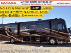 New 2017  Coachmen Cross Country 404RB Bath & 1/2, Pwr Salon Bunk, W/D,GPS, King by Coachmen from Motor Home Specialist in Alvarado, TX