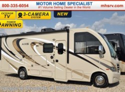 New 2017  Thor Motor Coach Axis 25.4 W/ Slide, 15.0 BTU A/C, Ext. TV, IFS by Thor Motor Coach from Motor Home Specialist in Alvarado, TX