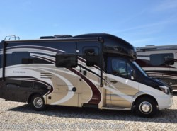 New 2017  Thor Motor Coach Chateau Citation Sprinter 24SA Mercedes Diesel, W/Dsl Gen, 3 TVs, 3 Cams by Thor Motor Coach from Motor Home Specialist in Alvarado, TX