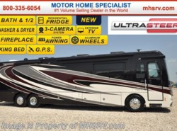 New 2017  Monaco RV Diplomat 43G Bath & 1/2 Luxury Diesel RV for Sale by Monaco RV from Motor Home Specialist in Alvarado, TX