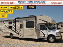 New 2017  Thor Motor Coach Chateau 30D RV for Sale at MHSRV.com With Bunk Beds by Thor Motor Coach from Motor Home Specialist in Alvarado, TX