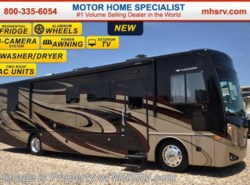 New 2017  Fleetwood Pace Arrow 35M W/Pwr Loft, Dsl Gen, Res Fridge, W/D by Fleetwood from Motor Home Specialist in Alvarado, TX