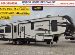 New 2017  Heartland RV ElkRidge 39MBHS Bunk Model W/King Bed, Theater Seats by Heartland RV from Motor Home Specialist in Alvarado, TX
