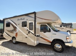 New 2017  Thor Motor Coach Four Winds 24C RV for Sale at MHSRV.com W/3 Cams, 15K A/C by Thor Motor Coach from Motor Home Specialist in Alvarado, TX