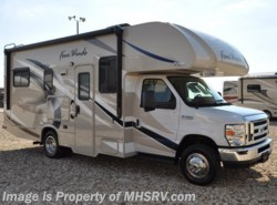 New 2017  Thor Motor Coach Four Winds 23U Class C RV for Sale W/15K A/C & 3 Cam by Thor Motor Coach from Motor Home Specialist in Alvarado, TX