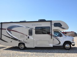 New 2017  Thor Motor Coach Chateau 26B Class C RV for Sale at MHSRV W/Upgraded A/C by Thor Motor Coach from Motor Home Specialist in Alvarado, TX