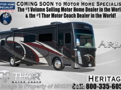 New 2017  Thor Motor Coach Aria 3901 Bath & 1/2 RV for Sale W/360HP, Pwr Loft, W/D by Thor Motor Coach from Motor Home Specialist in Alvarado, TX