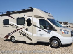 New 2017  Thor Motor Coach Compass 23TK Diesel RV for Sale at MHSRV.com W/ Ext TV by Thor Motor Coach from Motor Home Specialist in Alvarado, TX
