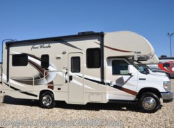 New 2017  Thor Motor Coach Four Winds 23U RV for Sale at MHSRV 15K A/C & Exterior TV by Thor Motor Coach from Motor Home Specialist in Alvarado, TX