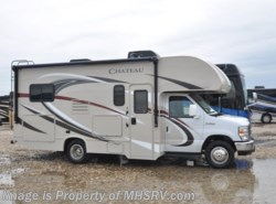 New 2018  Thor Motor Coach Chateau 22E Ford W/HD Max, Ext TV, 15K A/C, Back Up Cam by Thor Motor Coach from Motor Home Specialist in Alvarado, TX