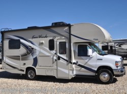 New 2017  Thor Motor Coach Four Winds 22E W/HD-Max, Ext TV, 15K A/C, Back Up Cam & Ford by Thor Motor Coach from Motor Home Specialist in Alvarado, TX