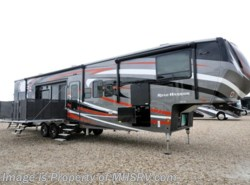 New 2017  Heartland RV Road Warrior RW427 Full Paint, Dual Pane, 3rd A/C, Arctic, 5 TV by Heartland RV from Motor Home Specialist in Alvarado, TX