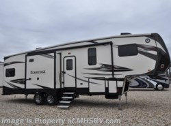 New 2017  Heartland RV ElkRidge 33RSR W/Pwr Salon Bunk, 2 A/C Luxury Fifth Wheel by Heartland RV from Motor Home Specialist in Alvarado, TX