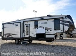 New 2017  Heartland RV ElkRidge 30RLT Luxury Fifth Wheel for Sale at MHSRV W/2 A/C by Heartland RV from Motor Home Specialist in Alvarado, TX