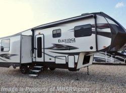 New 2017  Heartland RV ElkRidge Xtreme Light E290 RV for Sale at MHSRV W/2 A/C & 4PT Leveling by Heartland RV from Motor Home Specialist in Alvarado, TX