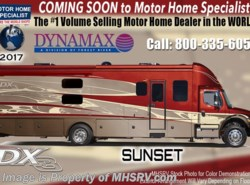New 2018  Dynamax Corp DX3 37BH Bunk Super C W/Diesel Aqua Hot, W/D & Solar by Dynamax Corp from Motor Home Specialist in Alvarado, TX