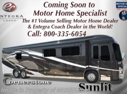New 2018  Entegra Coach Cornerstone 45B Bath & 1/2 Luxury RV for Sale @ MHSRV.com by Entegra Coach from Motor Home Specialist in Alvarado, TX