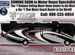 New 2018  Thor Motor Coach Challenger 37TB Bath & 1/2 Bunk Model RV for Sale at MHSRV by Thor Motor Coach from Motor Home Specialist in Alvarado, TX