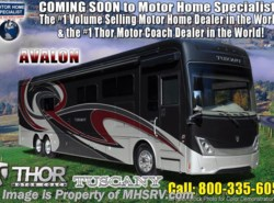 New 2018  Thor Motor Coach Tuscany 42GX Bath & 1/2 RV for Sale W/Dsl Aqua Hot, King by Thor Motor Coach from Motor Home Specialist in Alvarado, TX