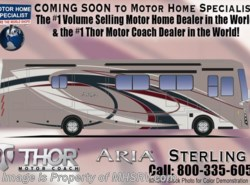 New 2017  Thor Motor Coach Aria 3901 Bath & 1/2 RV for Sale W/360HP, King Bed, W/D by Thor Motor Coach from Motor Home Specialist in Alvarado, TX
