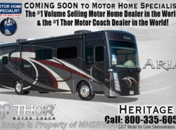 New 2019  Thor Motor Coach Aria 3601 Luxury RV for Sale W/360HP, King Bed & W/D by Thor Motor Coach from Motor Home Specialist in Alvarado, TX