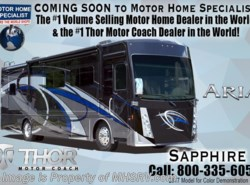 New 2018  Thor Motor Coach Aria 3401 Luxury RV for Sale W/360HP, King Bed & W/D by Thor Motor Coach from Motor Home Specialist in Alvarado, TX