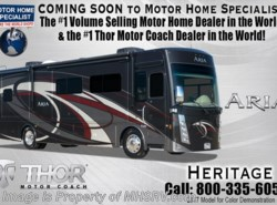 New 2018  Thor Motor Coach Aria 3401 Luxury Coach for Sale 360HP, King Bed, W/D by Thor Motor Coach from Motor Home Specialist in Alvarado, TX