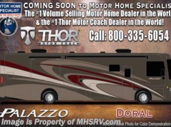 New 2017  Thor Motor Coach Palazzo 36.1 Bath & 1/2 Diesel Pusher for Sale W/D, 340HP by Thor Motor Coach from Motor Home Specialist in Alvarado, TX