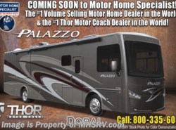 New 2018  Thor Motor Coach Palazzo 36.1 Bath & 1/2 Diesel Pusher for Sale W/D, 340HP by Thor Motor Coach from Motor Home Specialist in Alvarado, TX