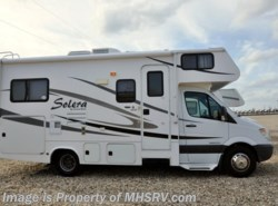 Used 2010  Forest River Solera SS24 Diesel with slide