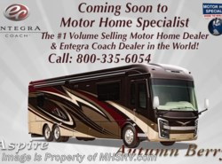 New 2018  Entegra Coach Aspire 44R Pwr Bunk House, Luxury Bath & 1/2 RV for Sale by Entegra Coach from Motor Home Specialist in Alvarado, TX