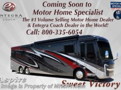 New 2018 Entegra Coach Aspire 44B Bath & 1/2 Luxury Coach for Sale at MHSRV available in Alvarado, Texas