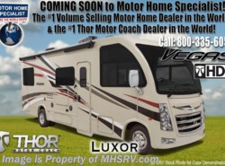 New 2018  Thor Motor Coach Vegas 25.5 RUV for Sale at MHSRV W/15K A/C, IFS, King by Thor Motor Coach from Motor Home Specialist in Alvarado, TX