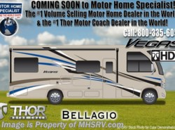 New 2018  Thor Motor Coach Vegas 25.5 RUV for Sale @ MHSRV W/15K A/C, IFS, King by Thor Motor Coach from Motor Home Specialist in Alvarado, TX