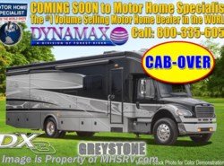 New 2018  Dynamax Corp DX3 37BH Cab Over, Theater Seats, Solar, Electric Pkg by Dynamax Corp from Motor Home Specialist in Alvarado, TX