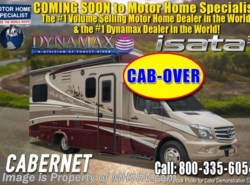 New 2018  Dynamax Corp Isata 3 Series 24RWM Sprinter Diesel RV W/Sat, Cab Over, Dsl Gen by Dynamax Corp from Motor Home Specialist in Alvarado, TX