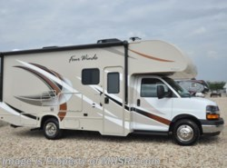 New 2018  Thor Motor Coach Four Winds 24F RV for Sale at MHSRV.com W/15K A/C, Chevy by Thor Motor Coach from Motor Home Specialist in Alvarado, TX