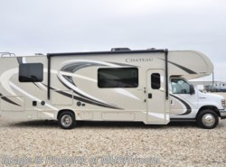 New 2018  Thor Motor Coach Chateau 31Y RV for Sale @ MHSRV W/Ext. TV, 15K A/C, Jacks by Thor Motor Coach from Motor Home Specialist in Alvarado, TX