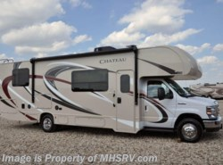 New 2018  Thor Motor Coach Chateau 31Y RV for Sale at MHSRV Ext TV, 15K A/C, Jacks by Thor Motor Coach from Motor Home Specialist in Alvarado, TX